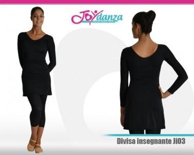 Divisa insegnante casacca Abbigliamento Danza Gonne leggings & top
