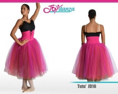 Tutu Degas con tulle sfumate Costumi Danza Classica Tutu degas