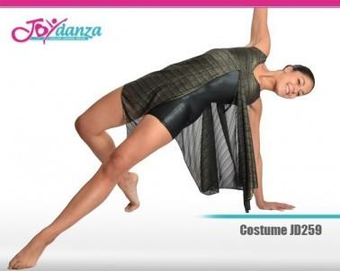 Tuta danza moderna e contemporanea Danza Moderna Danza Contemporanea