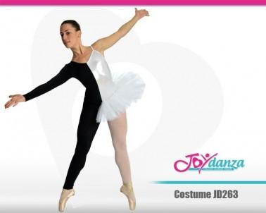 Costume combo contemporaneo Danza Moderna Costumi moderna e musical Tute accademiche Danza Contemporanea