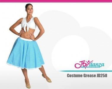 Vestito musical grease Danza Moderna Costumi moderna e musical