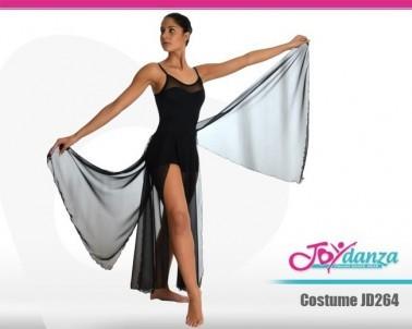 Costume per spettacoli danza contemporanea Danza Moderna Costumi moderna e musical Danza Contemporanea