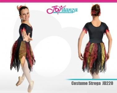 Costume strega Danza Moderna Costumi moderna e musical