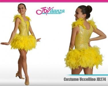 Costume danza con piume Danza Moderna Costumi moderna e musical