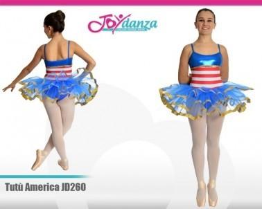 Tutu America bambina Costumi Danza Classica Danza Moderna Costumi moderna e musical Tutu per bambina