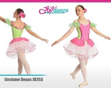 Degas corto merlettato Costumi Danza Classica Tutu degas