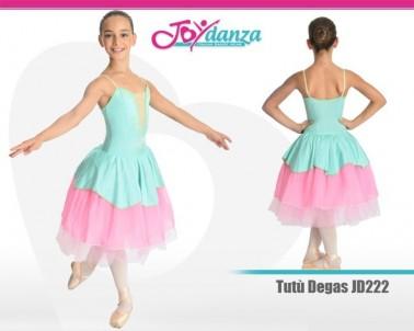 Degas Bi-colore Costumi Danza Classica Tutu degas
