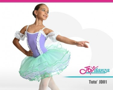 Tutu danza bambina Costumi Danza Classica Tutu per bambina