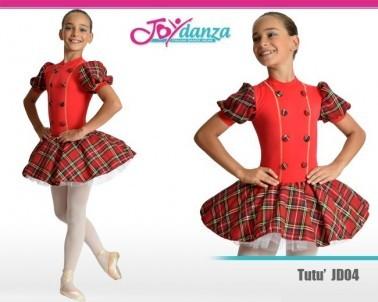 Tutu danza scozzese Costumi Danza Classica Tutu per bambina