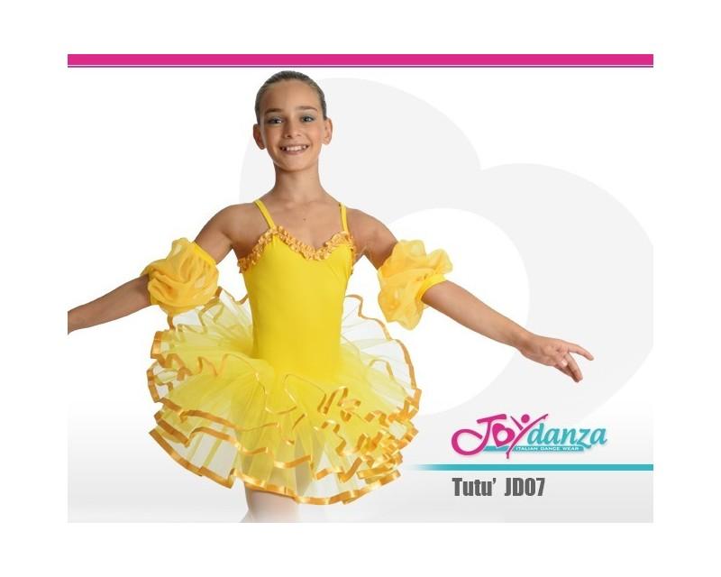 Tutu bambina pulcino Costumi Danza Classica Tutu per bambina