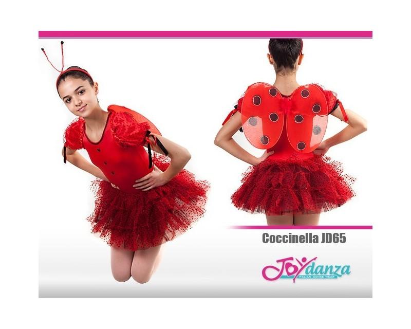 Tutu Coccinella Costumi Danza Classica Tutu per bambina