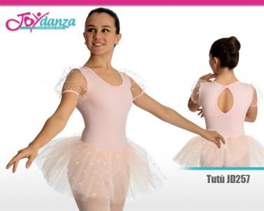 Tutu corto fiorellini Costumi Danza Classica Tutu per bambina