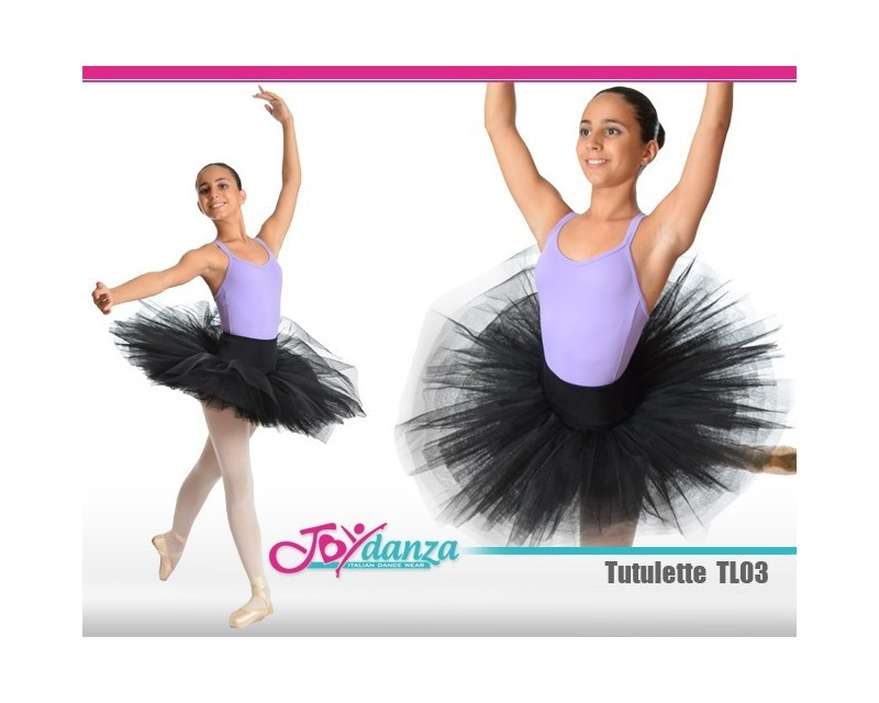 Tutulette professionale 9 strati tulle Costumi Danza Classica Tutulettes