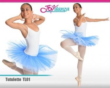 Tutulette multicolor Costumi Danza Classica Tutulettes