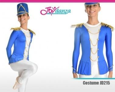 Costume soldatessa o majorette Costumi Danza Classica Costumi repertorio