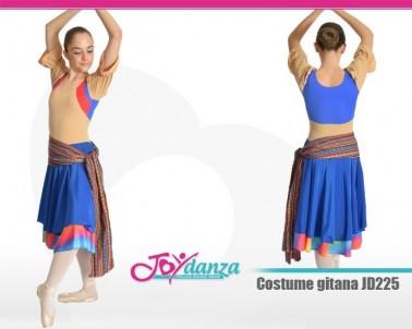 Costume gitana Costumi Danza Classica Costumi repertorio