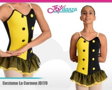 La Carmen mini tutu Costumi Danza Classica Costumi repertorio