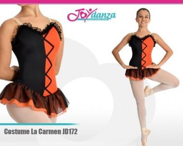 Body la carmen Costumi Danza Classica Costumi repertorio