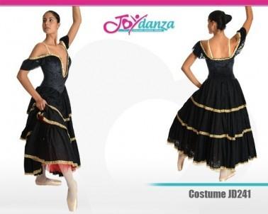 Costume spagnola Costumi Danza Classica Costumi repertorio