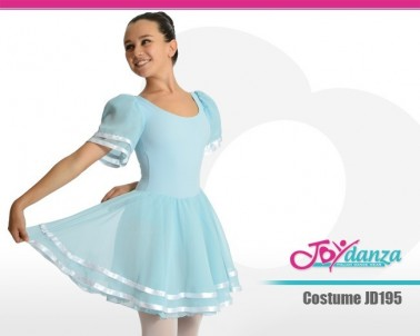 Costume con nastrini Costumi Danza Classica Costumi repertorio