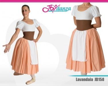 Costume da lavandaia Costumi Danza Classica Costumi repertorio