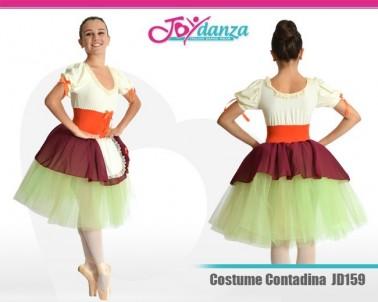 Costume Contadina Costumi Danza Classica Tutu degas