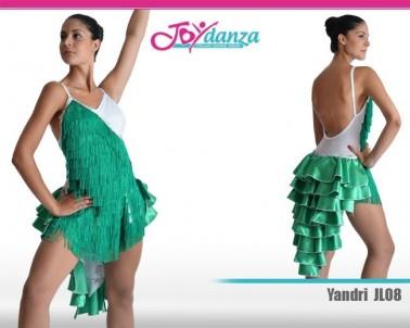 Abito spettacolo caraibico Danza Moderna Latino e Caraibico