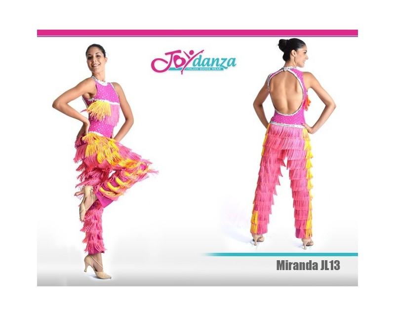 Body e pantalone caraibico Danza Moderna Latino e Caraibico