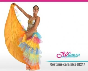Costume brasiliano Danza Moderna Latino e Caraibico