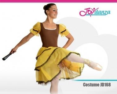 Costume rusticano Costumi Danza Classica Costumi repertorio