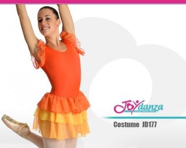 Costume tricolore Costumi Danza Classica Costumi repertorio