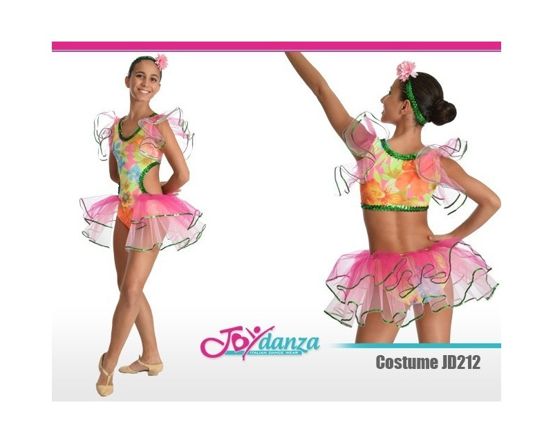 Costume moderno farfalla Danza Moderna Costumi moderna e musical
