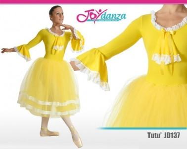 Degas con merletto Costumi Danza Classica Tutu degas