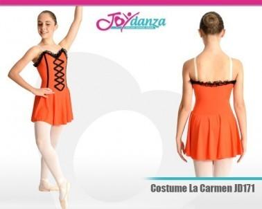 Abito La Carmen Costumi Danza Classica Costumi repertorio