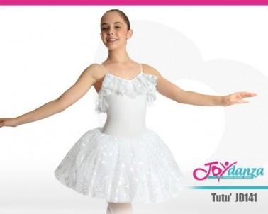Degas con tulle decorato Costumi Danza Classica Tutu degas