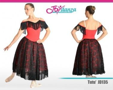 Tutu degas spagnolo Costumi Danza Classica Costumi repertorio