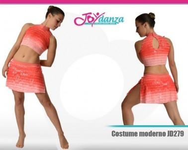Top e gonna Pliss̩ Danza Moderna Costumi moderna e musical