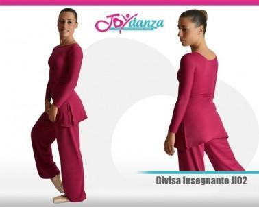 Divisa insegnante pantalone largo Abbigliamento Danza Gonne leggings & top