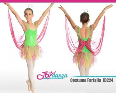 Costume farfalla con ali di velo Costumi Danza Classica Costumi repertorio