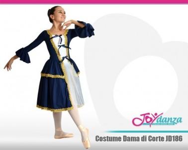 Costume Dama di Corte Costumi Danza Classica Costumi repertorio