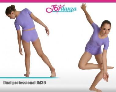 T-shirt e coulotte Abbigliamento Danza Gonne leggings & top