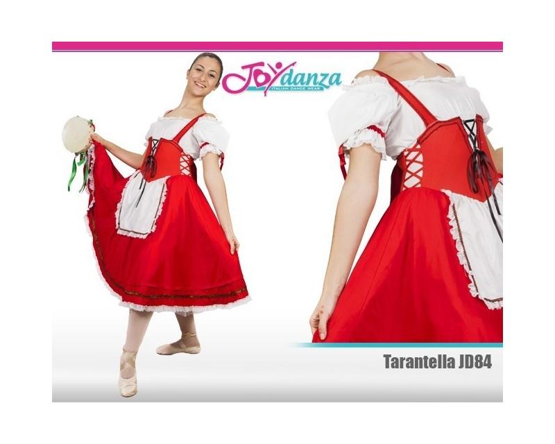 Vestito Tarantella Costumi Danza Classica Costumi repertorio