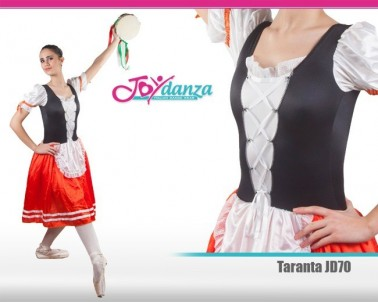 Costume Tarantella Costumi Danza Classica Costumi repertorio