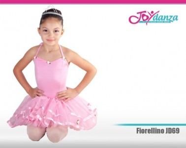 Tutu Bambina Fiorellini Costumi Danza Classica Tutu per bambina