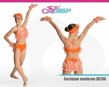 Abito danza moderna luccicante Danza Moderna Costumi moderna e musical