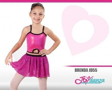 Completino moderno bambina Danza Moderna Costumi moderna e musical