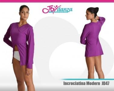Casacca Incrociatina Abbigliamento Danza Gonne leggings & top Danza Moderna Danza Contemporanea