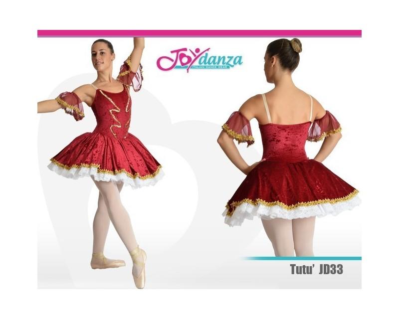 Tutu professionale in velluto Costumi Danza Classica Costumi repertorio