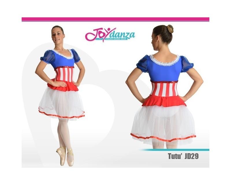 Tutu bandiera Americana Costumi Danza Classica Tutu Professionali