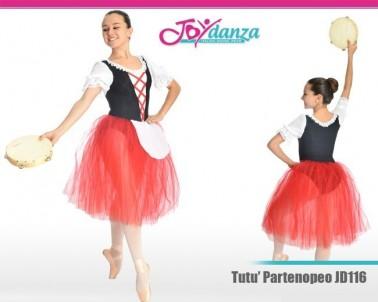Tutu Tarantella Napoletana Costumi Danza Classica Tutu degas